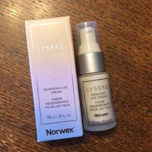 NIB Norwex Lysere Renewing Eye Cream 15ml